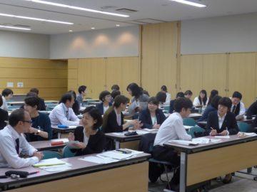国立病院機構北海道東北グループ看護管理者研修の画像