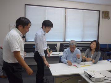 仙台にて医療系企業研修の画像