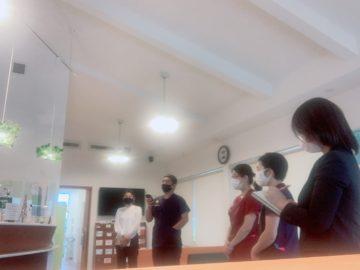 千葉県クリニックにて継続研修の画像