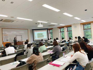 東北福祉大学にて講義の画像