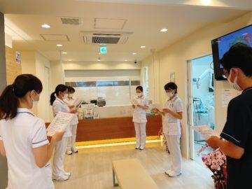 神奈川県耳鼻咽喉科にて研修の画像